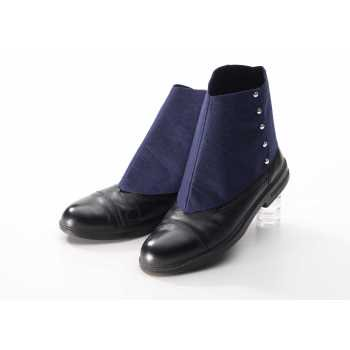 ROARIN'20S SPATS-NAVY BLUE