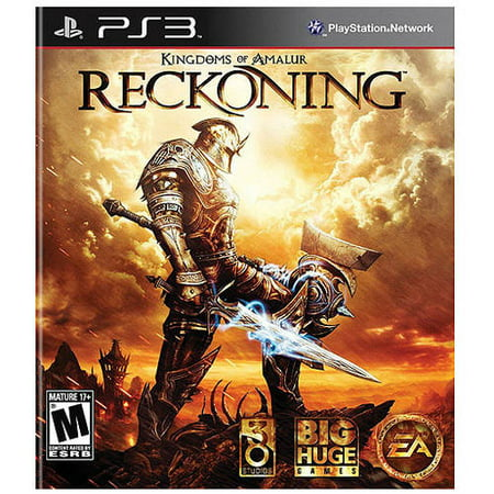 Kingdoms Of Amalur Reckoning (PS3) - Pre-Owned (Kingdoms Of Amalur Ps3)