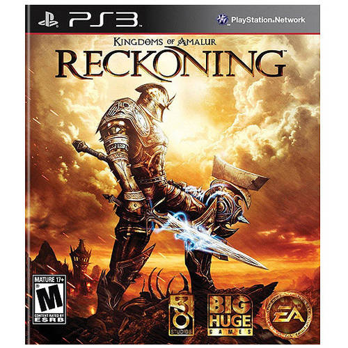 Kingdoms Of Amalur Reckoning (PS3) - Pre-Owned