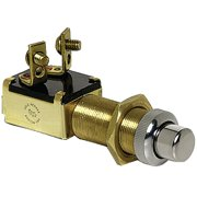 Cole Hersee Switch Push Button Momentary On M492