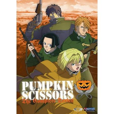 Pumpkin Scissors (DVD) - Halloweentown Pumpkin