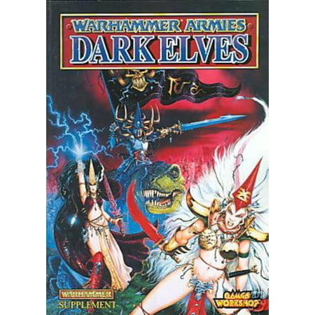 Warhammer Fantasy High Elves (Warhammer Armies - Dark Elves (1995 Edition) Lightly Used)