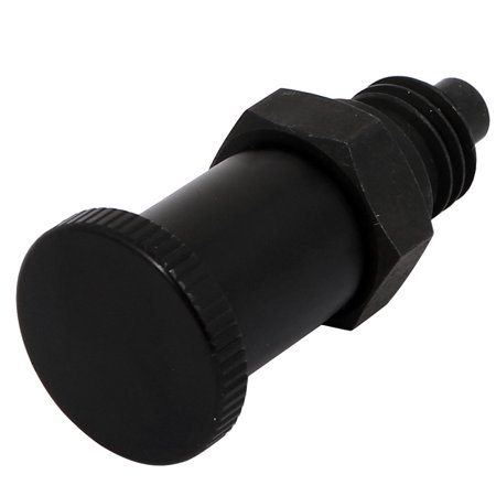 M12x1.75mm Fil Non acier carbone Type blocage écrou sans piston indexation - image 1 de 2