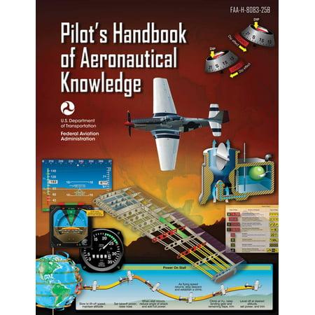 Pilot's Handbook of Aeronautical Knowledge (Federal Aviation Administration) (Runners Handbook)