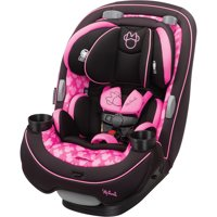 Disney Baby Grow and Go 3-in-1 Convertible Car Seat, Simply Minnie