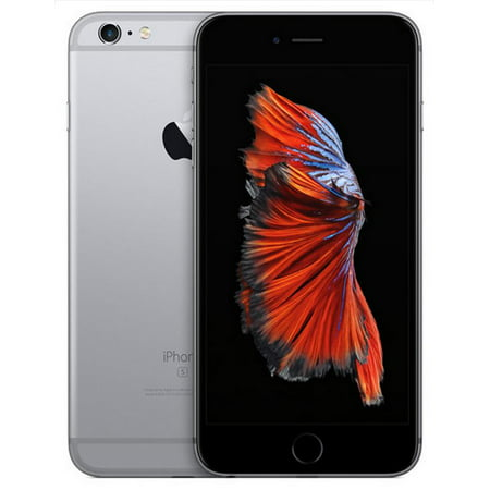 Refurbished Apple iPhone 6 16GB, Space Gray - Locked (At&t Iphone 5 For Sale No Contract)