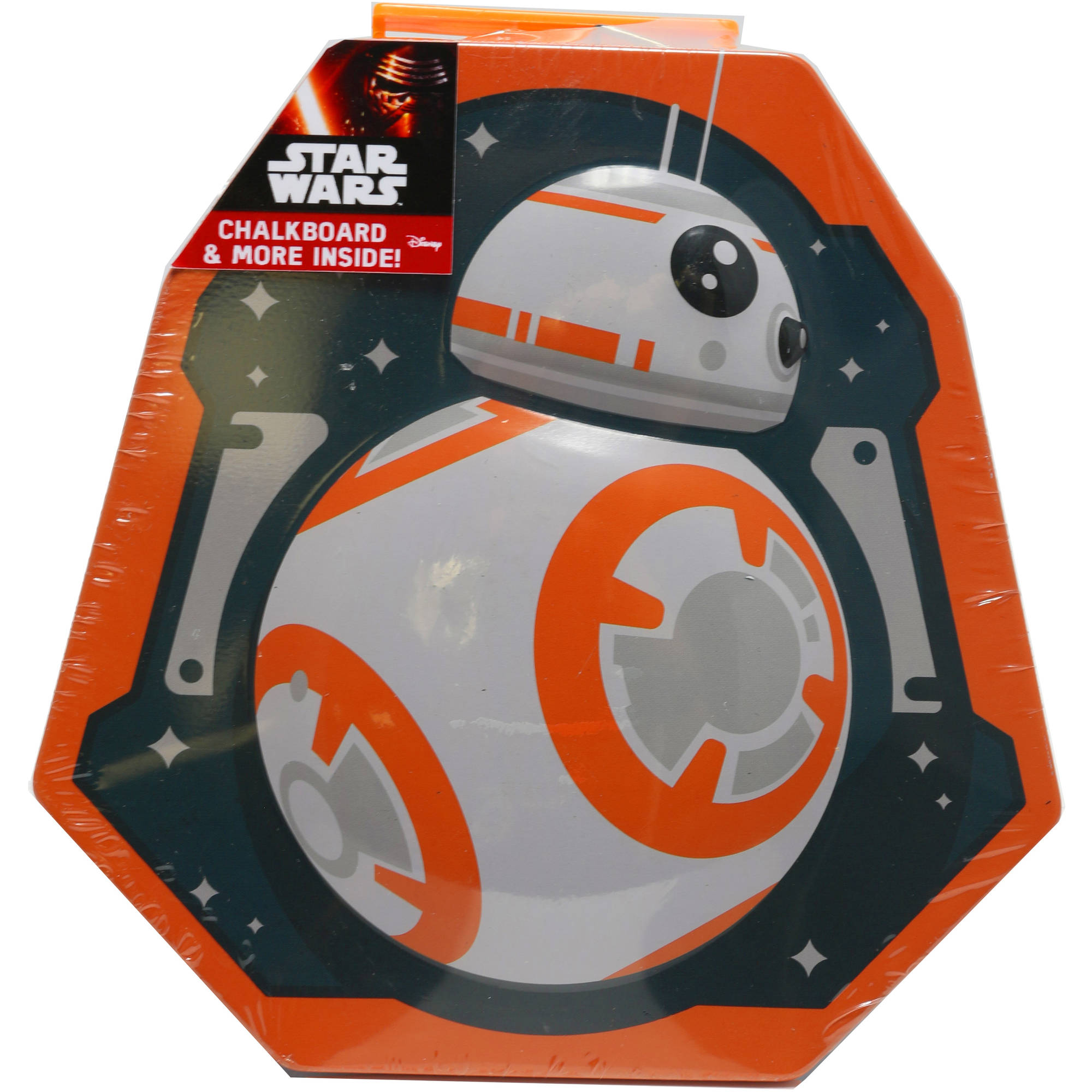 BB8 Chalkboard Activity Case