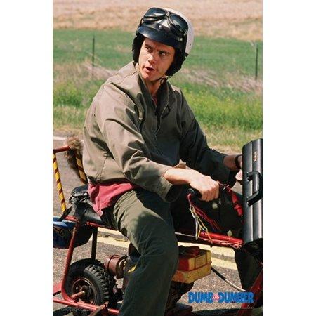 Dumb And Dumber - Lloyd Bike Poster - 24x36 - Lloyd Dumb And Dumber