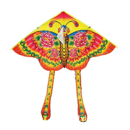 90x90CM Outdoor Sports Animal Flying Kite Children Kids Game Toy Colorful Cartoon Flying Kite Random Pattern - image 4 de 9