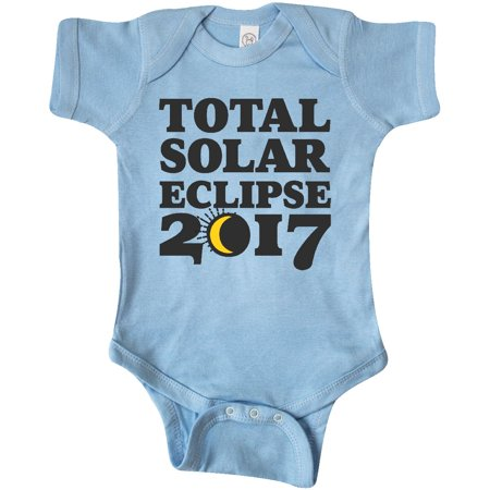 Inktastic Total Solar Eclipse 2017 With Sun And Moon Infant Creeper Space August