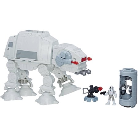 Star Wars Galactic Heroes Imperial AT-AT Fortress (Star Wars Imperial Uniform)