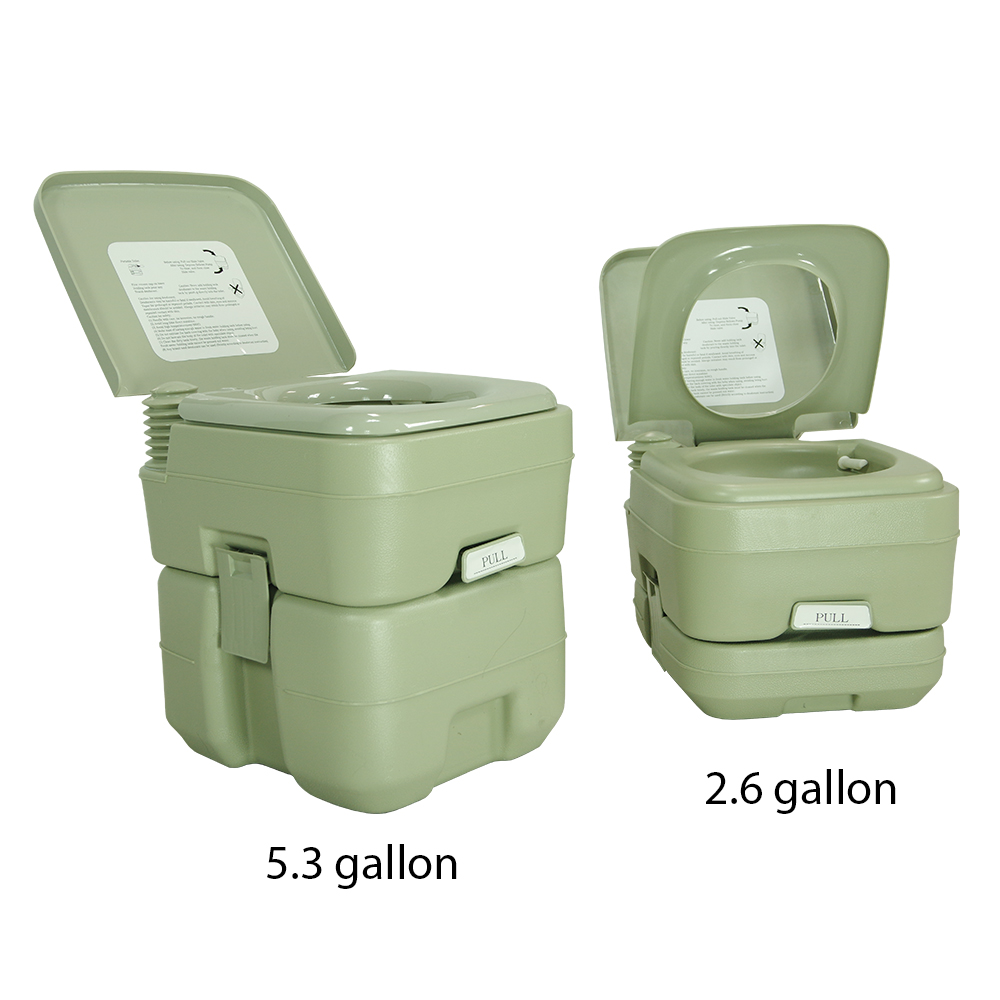 Click here to buy Loadstone Studio New 2.6 Gallon Travel Outdoor Camping Boat Portable Toilet Potty, , WMLS2174 by Loadstone Studio.