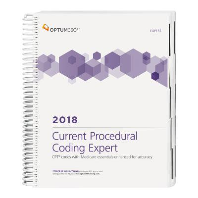 Current Procedural Coding Expert 2018 (Wrap for Spiral, Wholesaler Version) (Craft Wholesalers)
