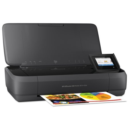 HP OfficeJet 250 Mobile All-in-One Printer | Mobile Print, Scan, Copy | CZ992A