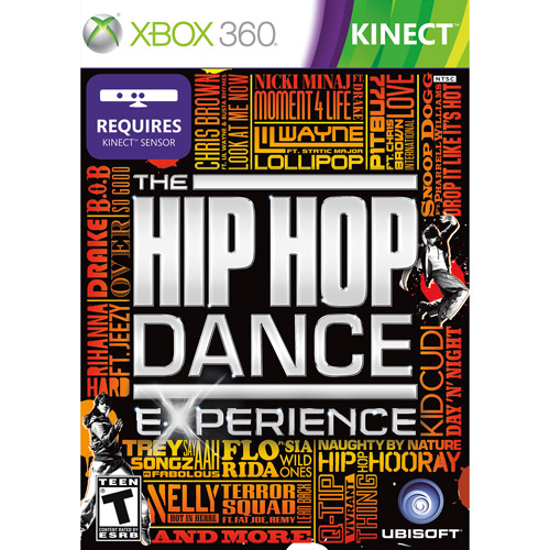 The Hip Hop Dance Experience (Xbox 360) - Pre-Owned