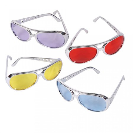 Colored Rock Star Sunglasses (Rock Star Sunglasses)