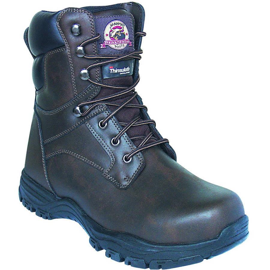 brahma s challenger steel toe 8 quot work boot walmart