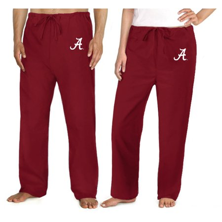 University Of Alabama Scrub Pants Alabama Drawstring Bottoms For Men Or Women