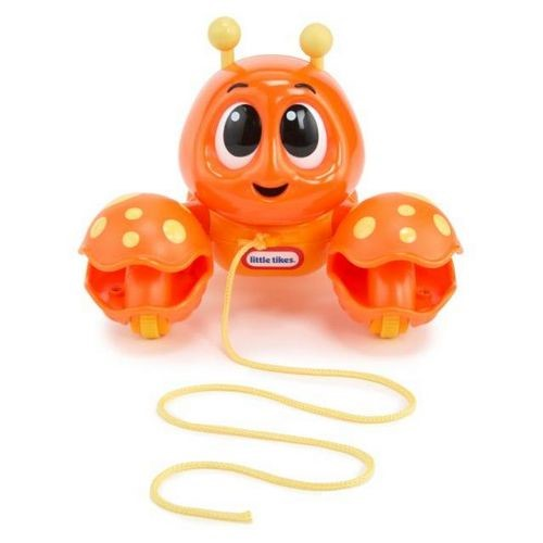 Little Tikes Lil' Ocean Explorers Pull 'n Chatter Lobster