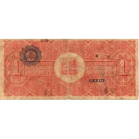 - Canvas Print Banknote Mexico Currency Money Note Peso Finance Stretched Canvas 10 x 14