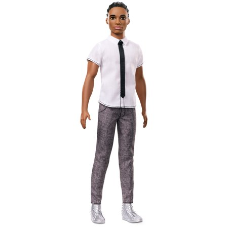 Barbie Ken Fashionistas Original Doll 10 Classic Cool - Barbie And Ken Halloween Outfits