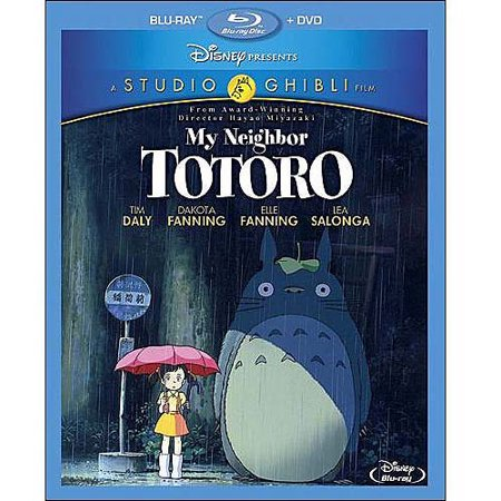 My Neighbor Totoro (Blu-ray) (Widescreen)