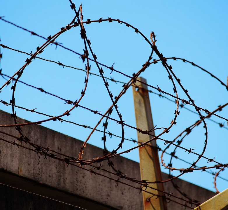 Barbed Wire Canopies - Wiring Info •
