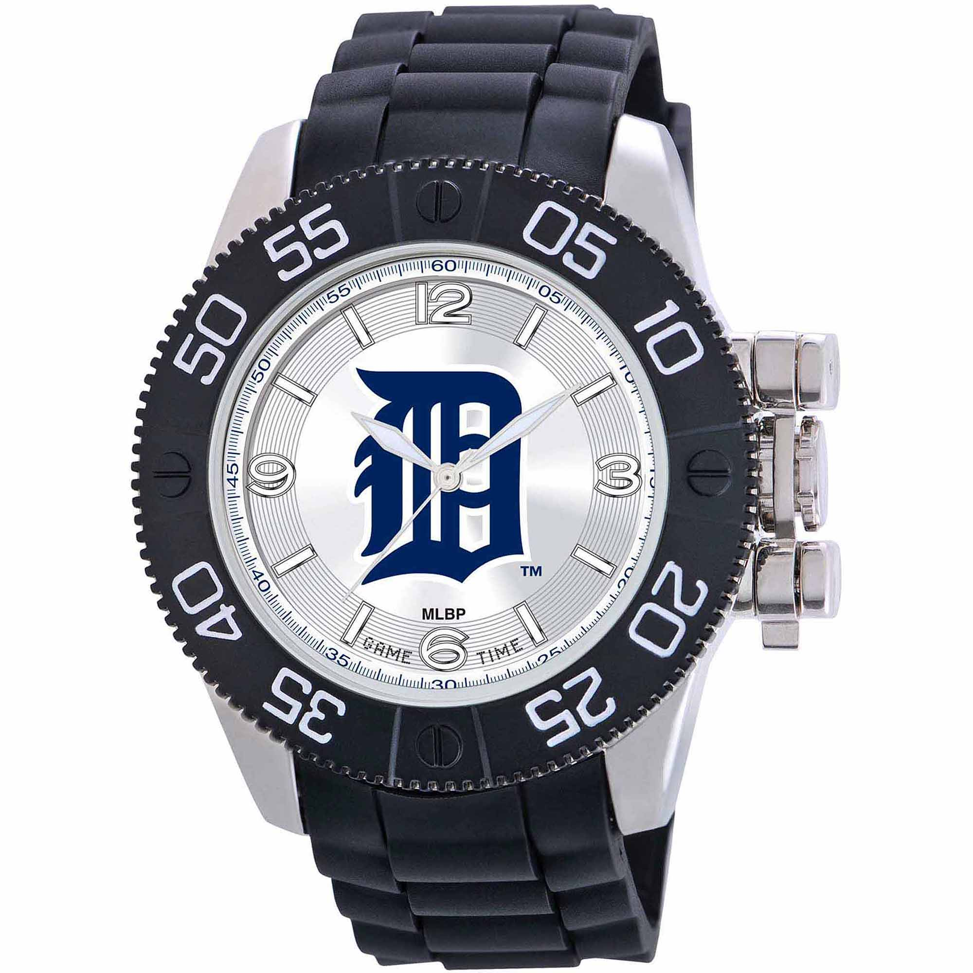 Game Time MLB Men's Detroit Tigers Beast Series Watch
