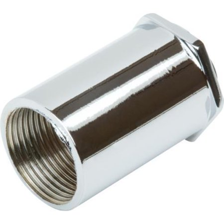 Replacement Union Brass Escutcheon Sleeve Chrome Plated 5/8