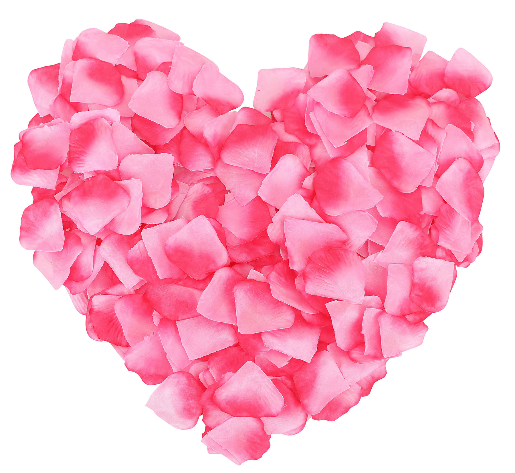 Dark Pink Wedding Flowers: 500 Pcs Rose Petals Wedding Flower Flavor Party