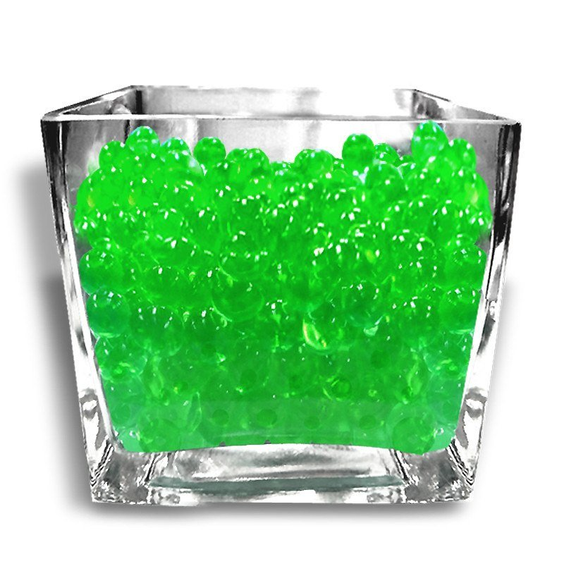 BalsaCircle Gel Water Jelly Pearl Beads - Party Wedding Party Centerpieces Vase Fillers Decorations