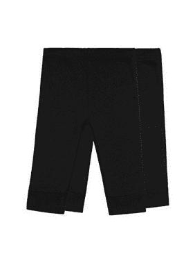 JP Solid Baby Legging Set, Black, Size 18 Months.