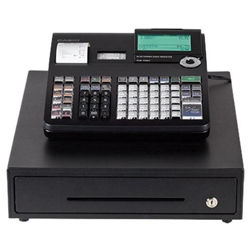 Casio Thermal Printing Cash Register With 10-line Lcd