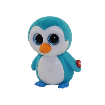 TY Beanie Boos - Mini Boo Figures Series 2 - ICE CUBE the Blue Penguin (2 inch) (Boy Beanie Boos)