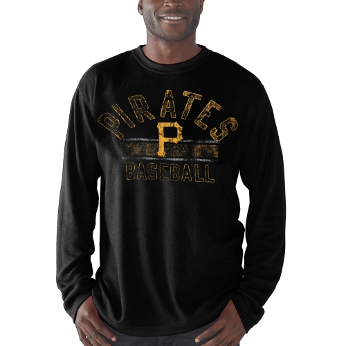 Pittsburgh Pirates Free Safety Thermal - Black
