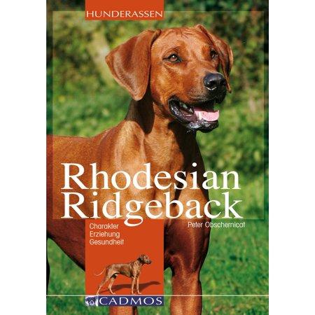 Rhodesian Ridgeback - eBook