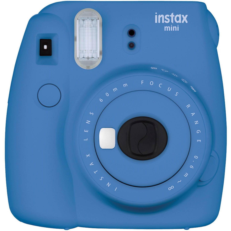 Fujifilm Instax Mini 9 Series - Cobalt Blue (16550667)