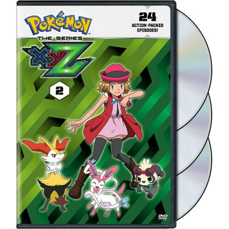 Pokemon The Series: XYZ Set 2 (The Best Xyz Monsters)