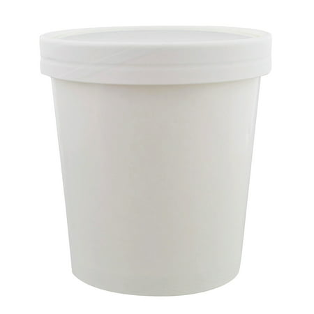 SpecialT | Ice Cream Tubs with Lids – 16 Ounce Ice Cream Containers