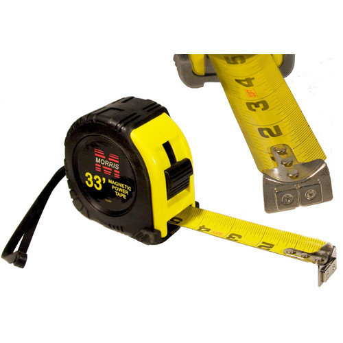 Morris Products 1.25'' Tape Measures with Magnetic tip