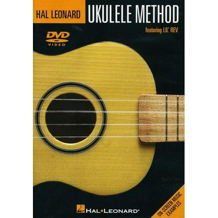 Hal Leonard Ukulele Method (DVD) ()
