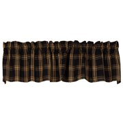 Classic Black Country Valance