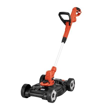"BLACK+DECKER MTE912 3-N-1 6.5 Amp String Trimmer, Edger & 12"" Mower"
