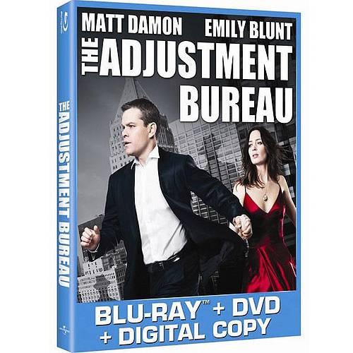 The Adjustment Bureau (Blu-ray + DVD) (Widescreen)