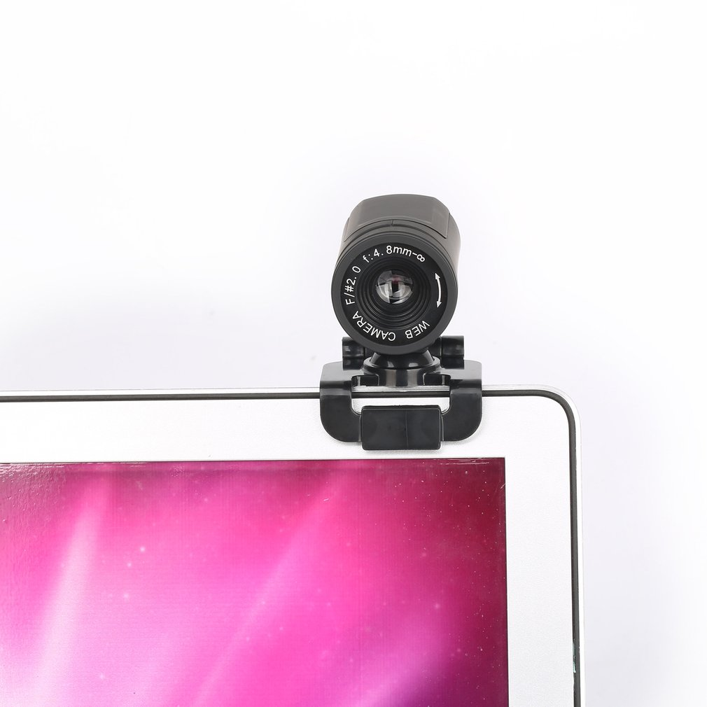 A7220C Webcam HD Web Computer Camera Built-in Microphone USB Plug and Play