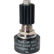 Potentiometer - Dunlop, Wah Pot 20K for Bass By Jim Dunlop
