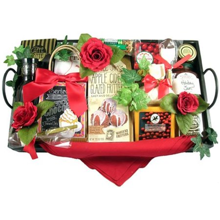 Gift Basket Drop Shipping Riansh Rise And Shine  Deluxe Breakfast Tray