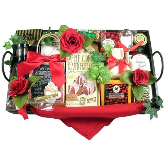Gift Basket Drop Shipping RiAnSh Rise and Shine, Deluxe Breakfast Tray