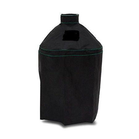 Grill Cover to Fit Medium Big Green Egg Medium Ventilated Egg Cover Black Big Green Egg Grills in Nests -Premium Products Brand - Waterproof - 2 Year no BS Warranty! ()