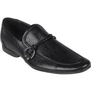 Mens Almond Toe Slip-on Loafers